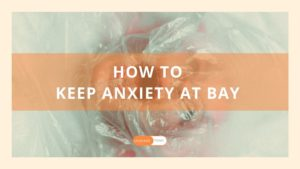 Anxiety if not dealt with in a organized way it will be a barrier for your success.