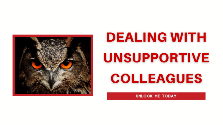 unsupportive-colleagues-how-to-take-care-of-it